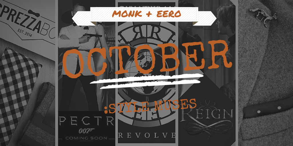 cultural style muses - october (monk + eero)