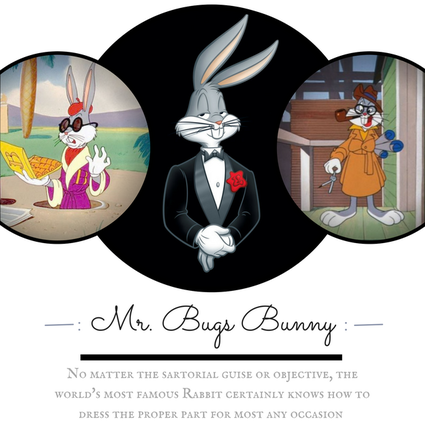 Honourable-Mention: Mr Bugs Bunny