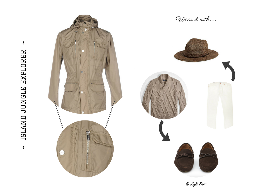 Outfit Inspiration: The Inner Island Jungle Explorer (monk + eero)