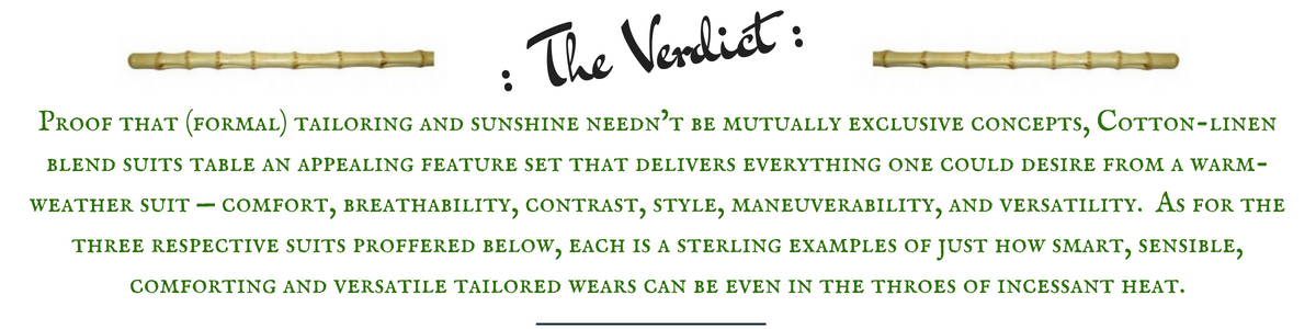the-verdict-cotton-linen tailoring